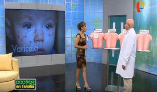 Doctor en Familia: Prevención y tratamiento de la Varicela en los niños