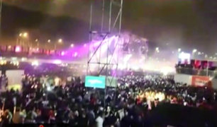 Caos en la Costa Verde: fiesta por Halloween casi termina en tragedia por exceso de público