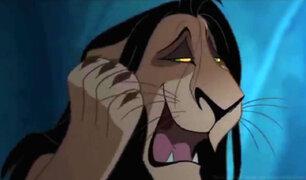 YouTube: Esta canción fue censurada de la película 'El Rey León' y te pondrá los pelos de punta [VIDEO]