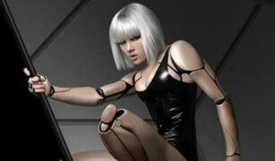 Expertos anuncian que los primeros robots sexuales saldrán a la venta el próximo año