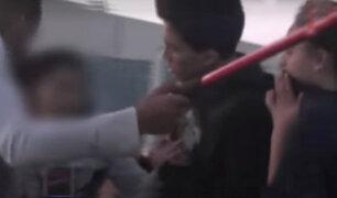 Huaral: escolar fue impactada por jabalina en el pecho durante práctica deportiva