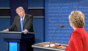Polémicos momentos que marcaron campaña presidencial en EEUU