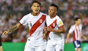 Selección Peruana ganó de visita después de 12 años