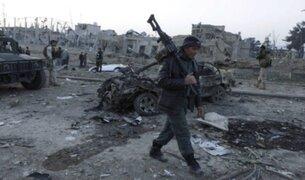 Afganistán: al menos cuatro muertos deja ataque talibán en consulado alemán