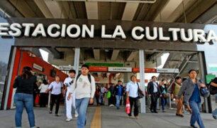 APEC 2016: disponen plan de desvío vehicular y cierre de estación La Cultura