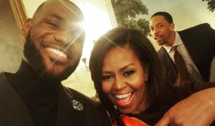 Mira el épico Mannequin Challenge que hizo Michelle Obama