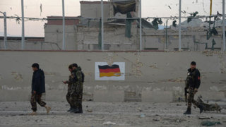Alemania condenó ataque a su consulado en Afganistán