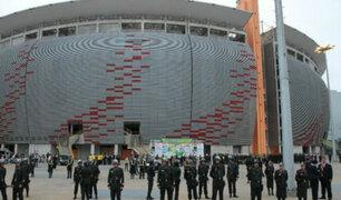 Estadio Nacional: medidas de seguridad para el Perú vs. Brasil