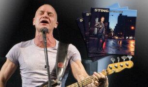 """Sting: su regreso al rock con el nuevo álbum """"57th & 9th"""""""