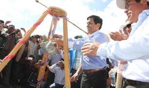 MINAGRI: impulsará producción de campesinos en Cajamarca