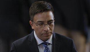 Fiscalía abre investigación preliminar en contra del congresista Roberto Vieira
