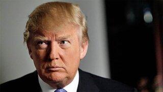Donald Trump califica de ridícula acusación sobre apoyo de Rusia en su campaña