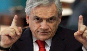 Sebastián Piñera habría negociado con pesquera peruana durante juicio de La Haya