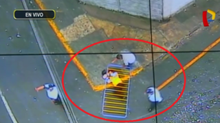 Cercado de Lima: inspectora fue atropellada por camión