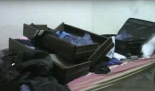 Los Olivos: roban departamentos y se llevan arma de policía