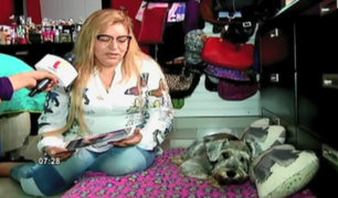 San Miguel: familia denuncia presunto maltrato animal en veterinaria