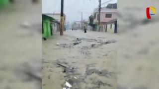 República Dominicana: miles de damnificados por fuertes lluvias