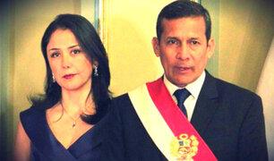 Humala y Heredia pasan de citados a investigados en Comisión de Fiscalización