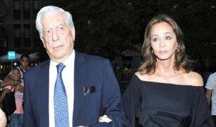 ¿Isabel Preysler y Mario Vargas Llosa viven su primera crisis de pareja?