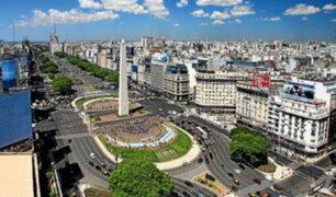 Manuela Camacho y su espectacular recorrido por Buenos Aires