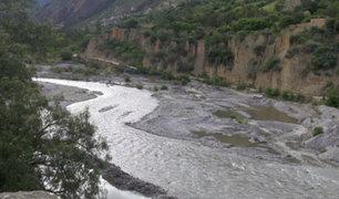 Huari: escolar se ahogó cuando realizaba simulacro en río