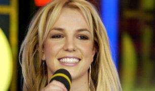 Britney Spears se unió al Mannequin Challenge