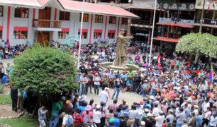 Bloqueos y protestas en varios puntos del país durante paro agrario