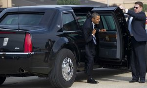 Estos son los impresionantes vehículos que usarán los presidentes durante el APEC