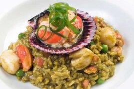 Aprende a preparar un sabroso arroz con mariscos al estilo chiclayano
