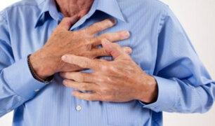 Sepa cuáles son los síntomas que te ayudarán a detectar un infarto