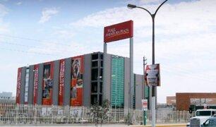Callao: realizan inspección en centro comercial de Bellavista
