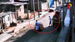 Tumbes: delincuentes se llevan muebles de una casa