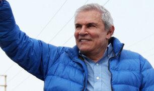 Alcalde Castañeda reafirma que puente Bella Unión estará culminado en julio