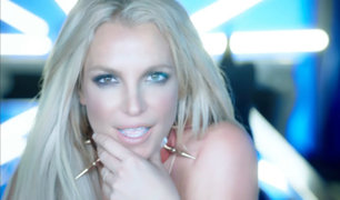 """Britney Spears más sensual que nunca en su nuevo video """"Slumber Party"""""""