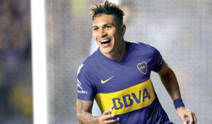 Paolo Guerrero estaría en la mira de Boca Juniors