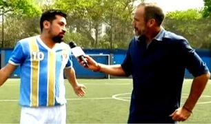 ¿Por qué Calichín se molestó con Omar Ruíz de Somocurcio?