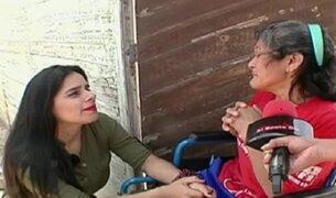 El drama de los discapacitados en Lima