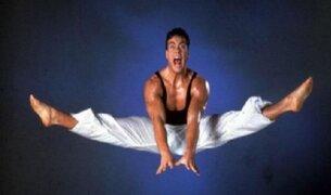 Van Damme: 30 años después de 'Retroceder nunca rendirse jamás'