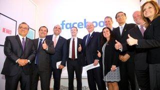 Reacciones de ministros tras reunión con Mark Zuckerberg durante APEC 2016