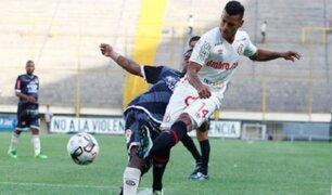 Universitario empató 1-1 en Monumental con UTC Cajamarca