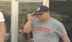 Sujeto que agredió a mujer en San Isidro retornará a EEUU