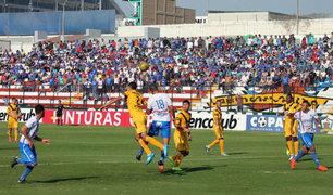 Segunda División: brutal pelea se registró en partido entre Coopsol y Cantolao