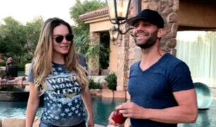 Belinda y Criss Angel confirman su romance