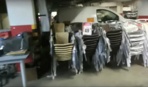 Miraflores: conocidas tiendas comerciales no cumplen con medidas de seguridad