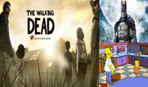 Exitosas películas y series llevadas a los videojuegos