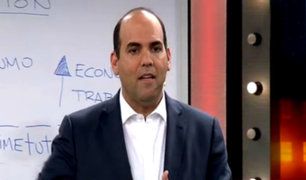 """Fernando Zavala: """"Se van a crear más de 1 millón de puestos de trabajo"""""""