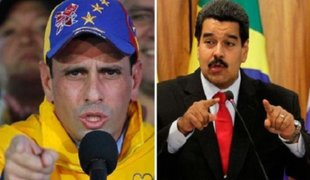 Venezuela: Capriles asegura que Maduro abandonó mesa de diálogo