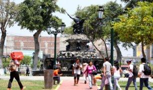 Municipio de Lima remodela histórico Parque de los Museos