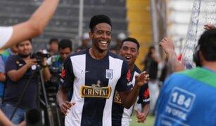 Alianza Lima goleó 4-0 a Comerciantes Unidos y aseguró cupo a la Copa Sudamericana