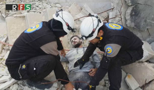 YouTube: indignación por desafortunado Mannequin Challenge en Siria
